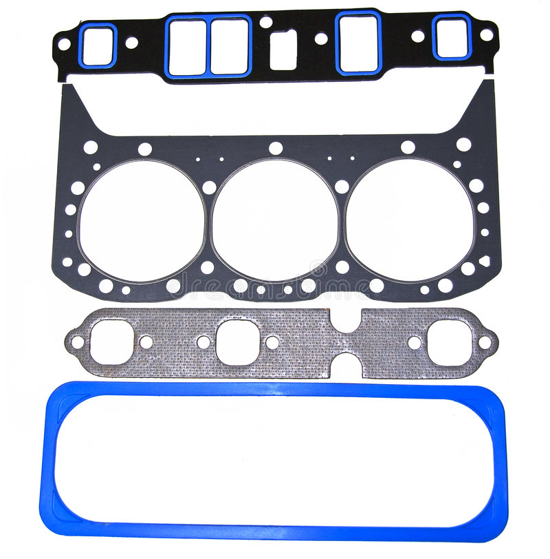 Free Engine Gasket Set Royalty Free Stock Photography - 2836687