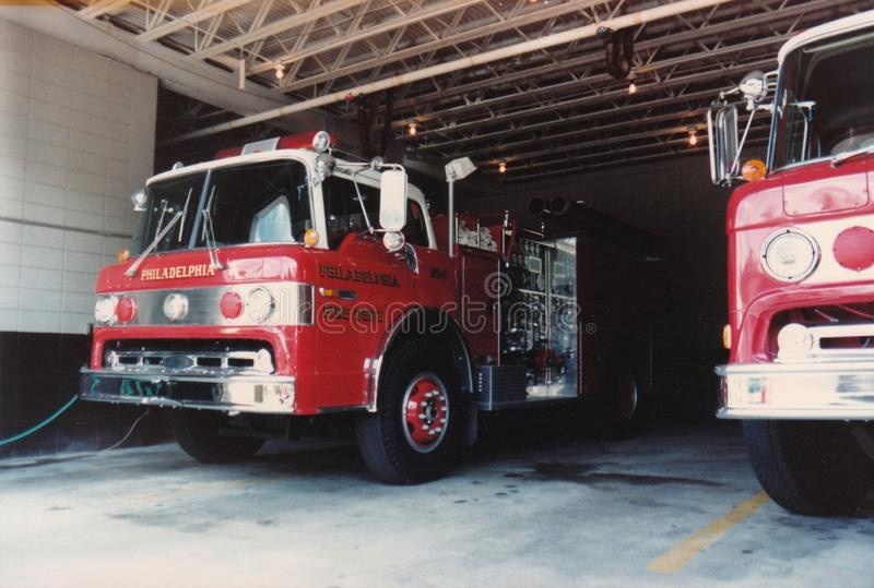 Engine 4 and Engine 5 stock photography