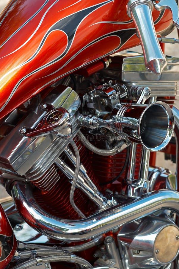 Engine V-2 photographie stock libre de droits