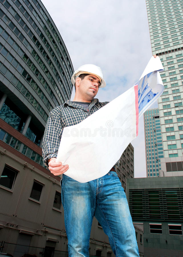 Download Engineer Stock Image - Image: 14055251