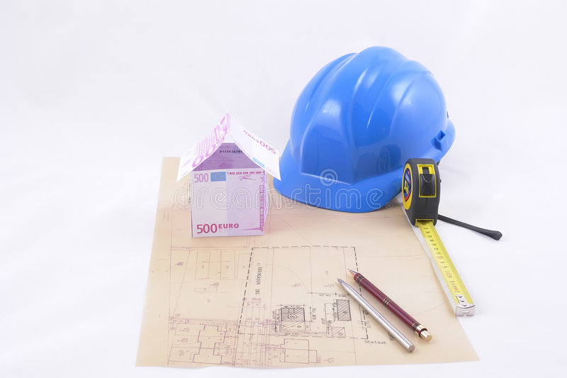 Download Engineer/Architect Equipment Royalty Free Stock Image - Image: 3882356