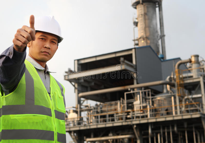 Download Engineer Oil Refinery Stock Photos - Image: 24540063