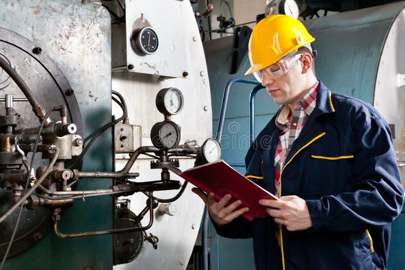 Download Engineer at work stock photo. Image of glasses, gauge - 23801910
