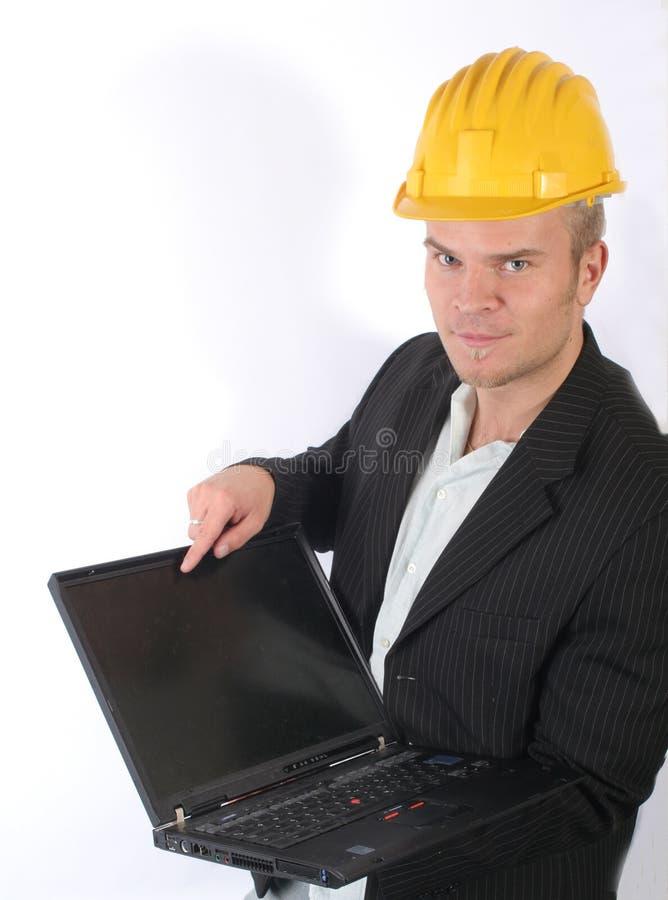 Engineer2 imagens de stock