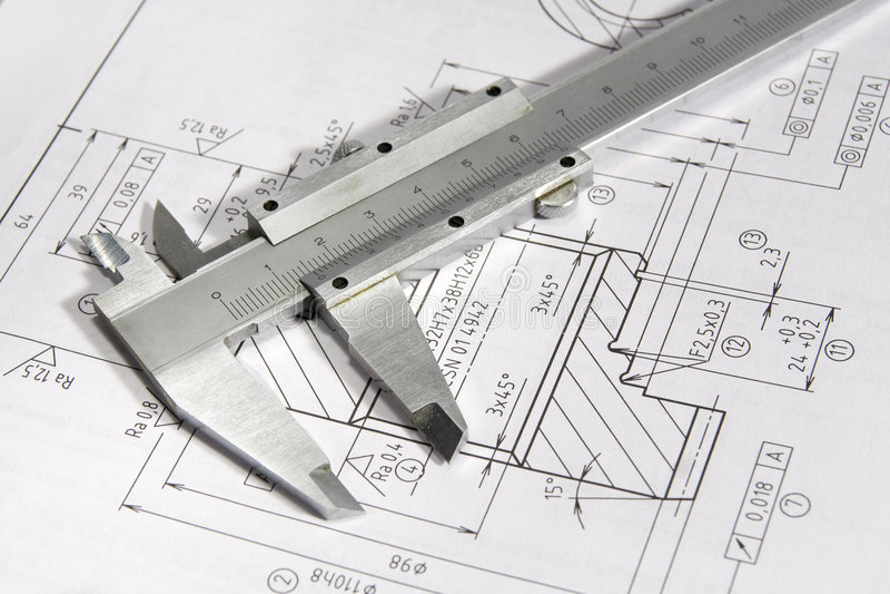 Engineering royalty free stock photos