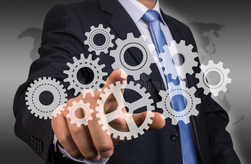 Engineering concept royalty free stock image