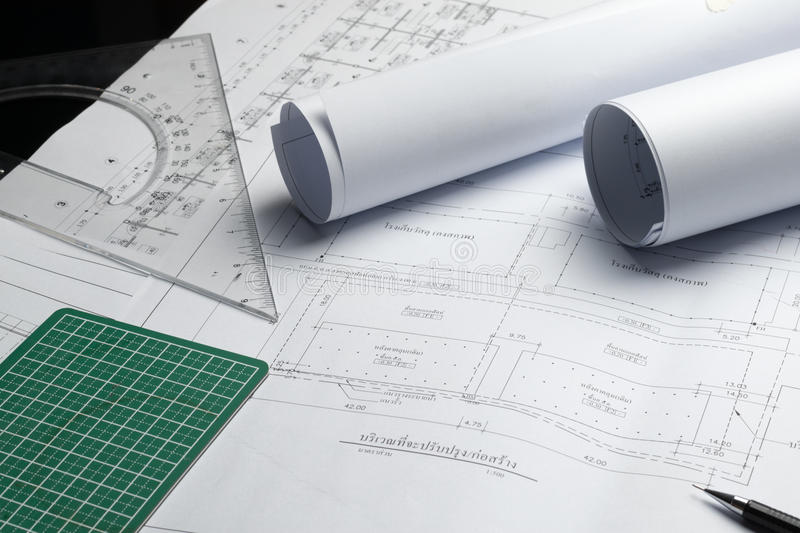 Engineering diagram blueprint paper drafting project sketch arch download engineering diagram blueprint paper drafting project sketch arch stock image image of design malvernweather Choice Image