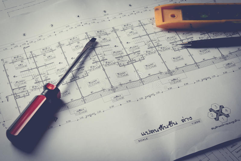 Engineering diagram blueprint paper drafting project sketch stock download engineering diagram blueprint paper drafting project sketch stock photo image of construction diagram malvernweather Image collections