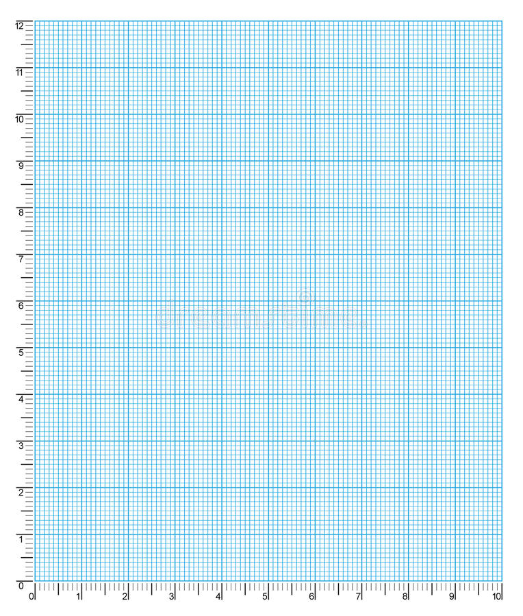Engineering Graph Paper Mm Royalty Free Stock Image  Image