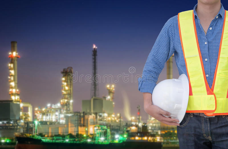 Engineering man stock photography