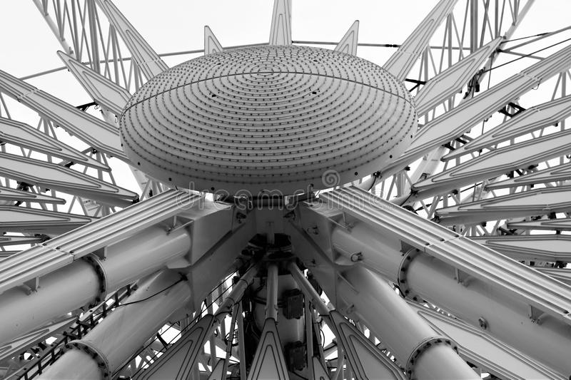 Engineering structure royalty free stock photos