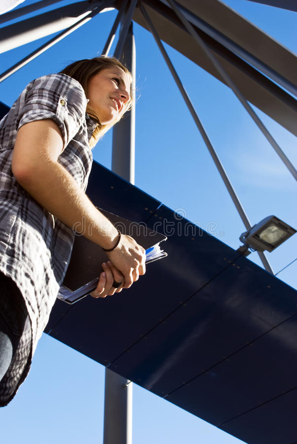 Download Engineering student stock photo. Image of ambitious, beams - 13242386