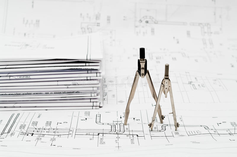 Engineering tools stock images