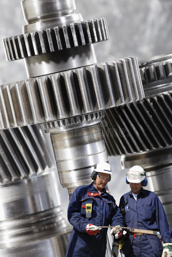Download Engineering And Workers Stock Photo - Image: 21091110