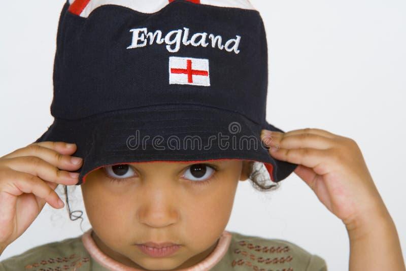 England 4 oczekują fotografia royalty free