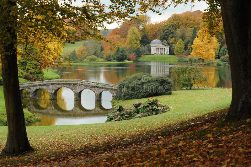 Download England in the fall stock image. Image of wiltshire, fall - 18838585