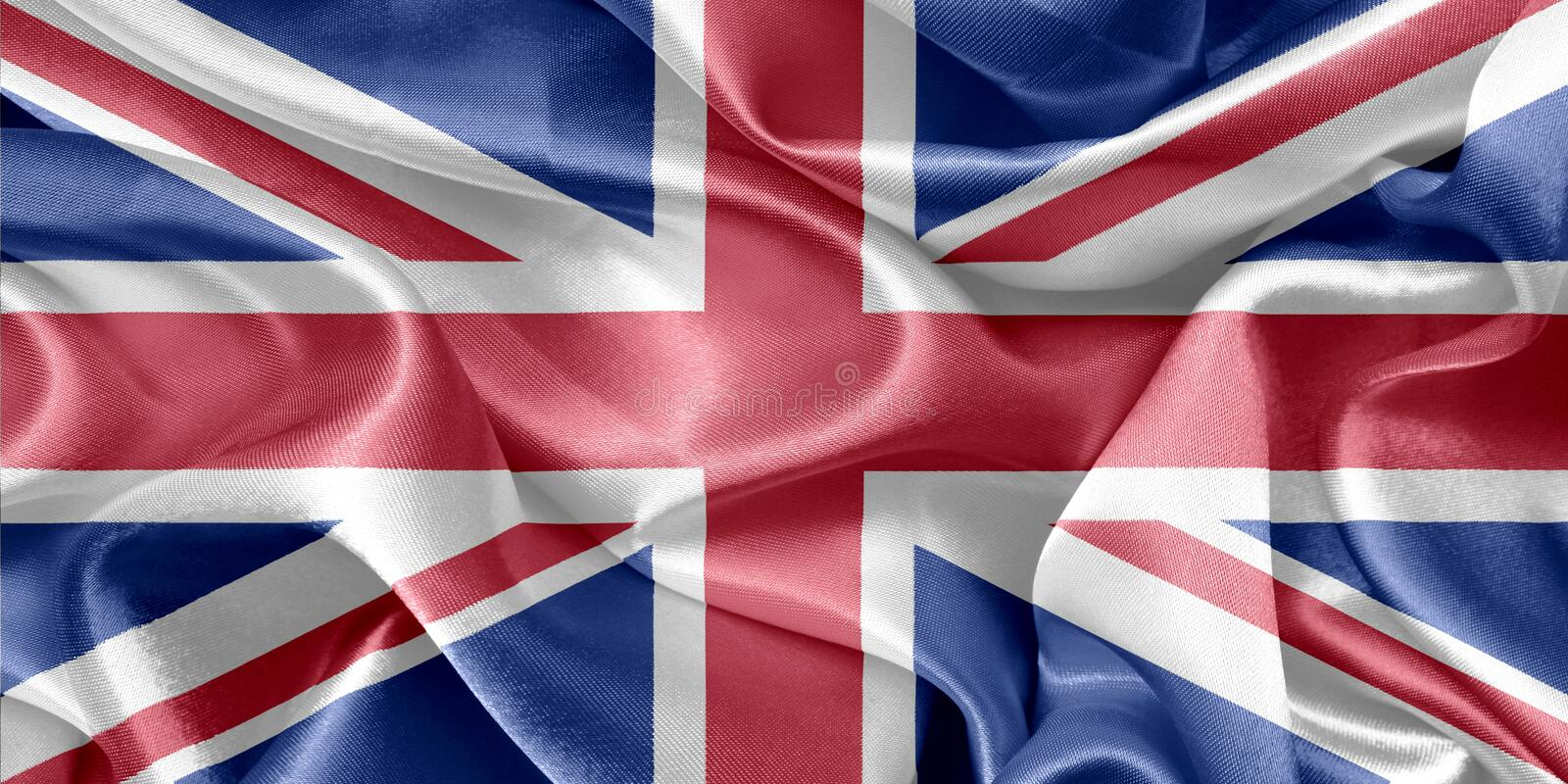England flag royalty free stock photos