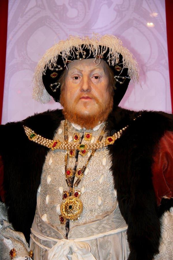 england henrykonung viii royaltyfri fotografi