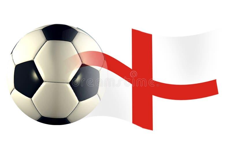Download England-Kugelmarkierungsfahne Stock Abbildung - Illustration von welt, markierungsfahne: 863883
