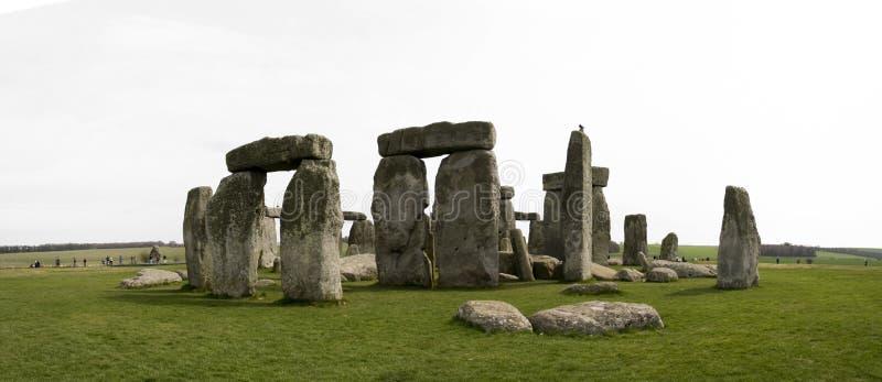 england stenar plattform stonehenge wiltshire fotografering för bildbyråer