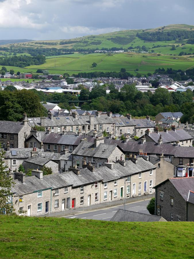 Download England: Stone Terrace Houses Stock Photo - Image: 26034740