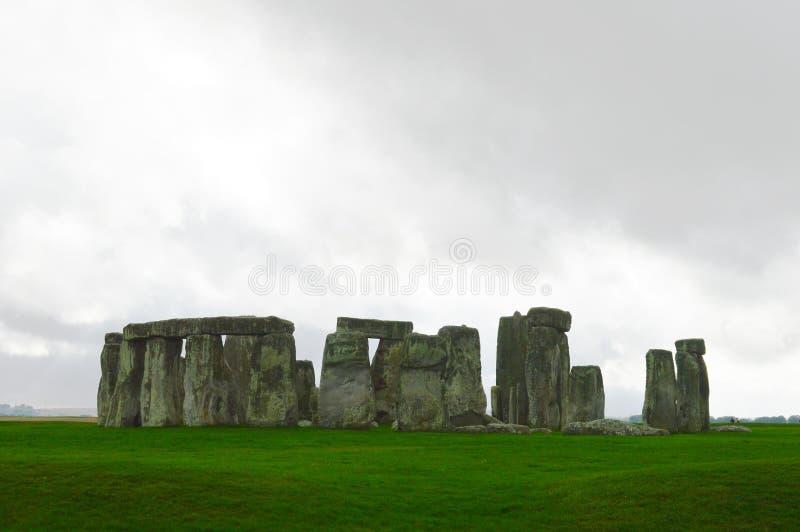 england stonehenge arkivbild