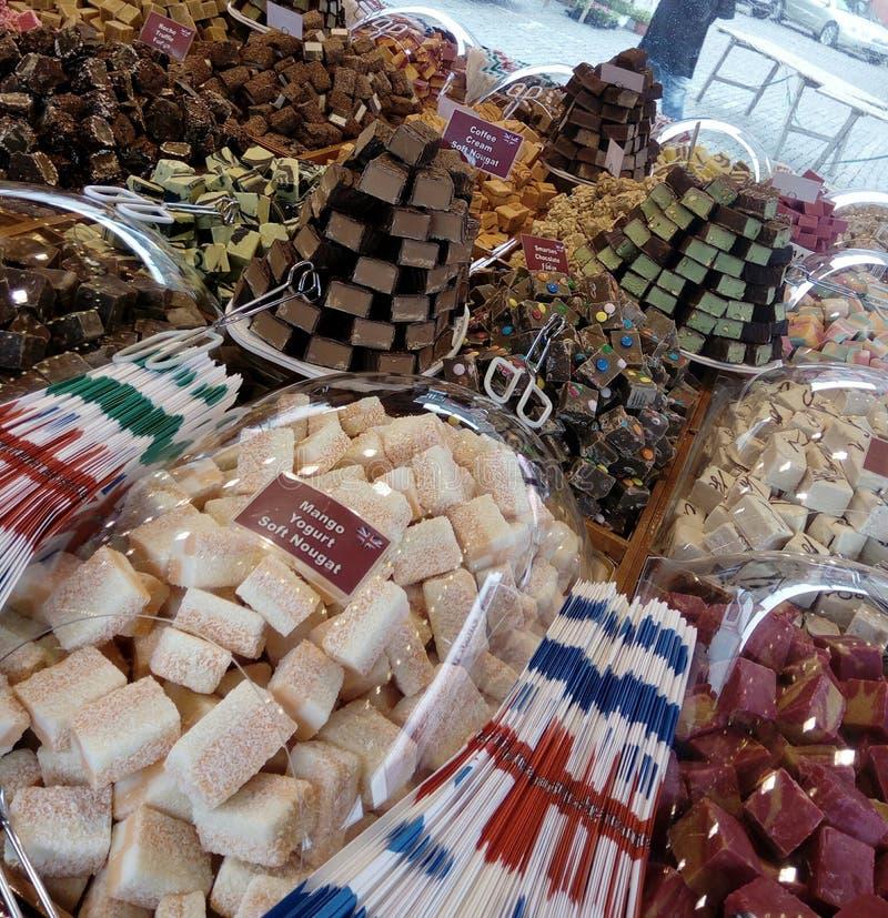 Englische Süßigkeit lizenzfreie stockfotos