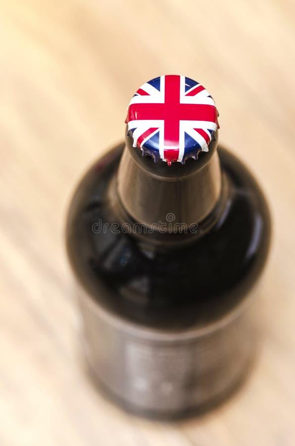 Englisches Bier stockfotografie
