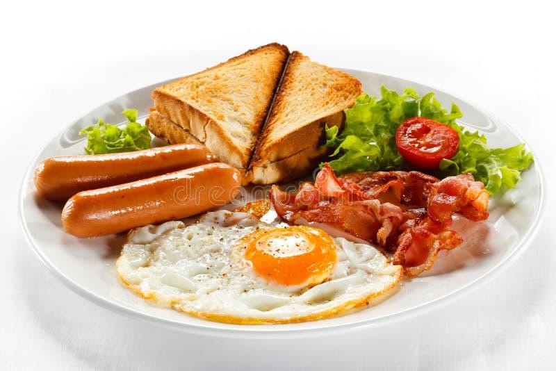 Englisches Frühstück lizenzfreies stockbild