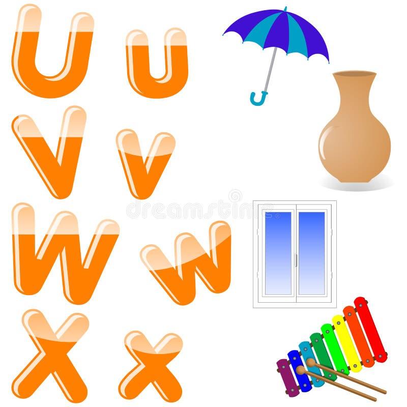 Free English Alphabet. Stock Image - 20457821