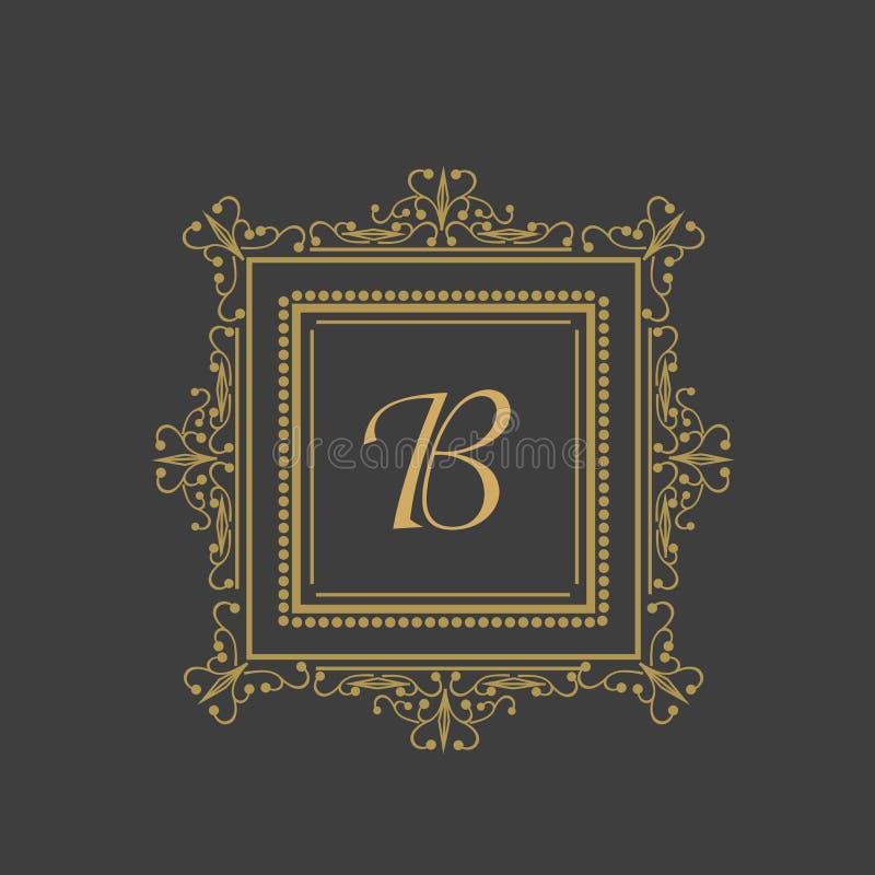 Premium Q Brand Design Vector:  Premium Monogram With English Alphabet S. Stock