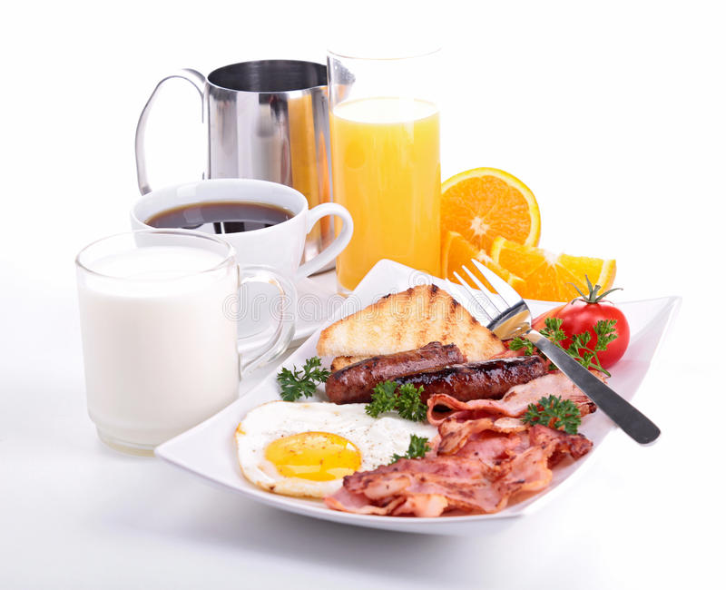 Download English breakfast stock image. Image of brunch, morning - 27246399