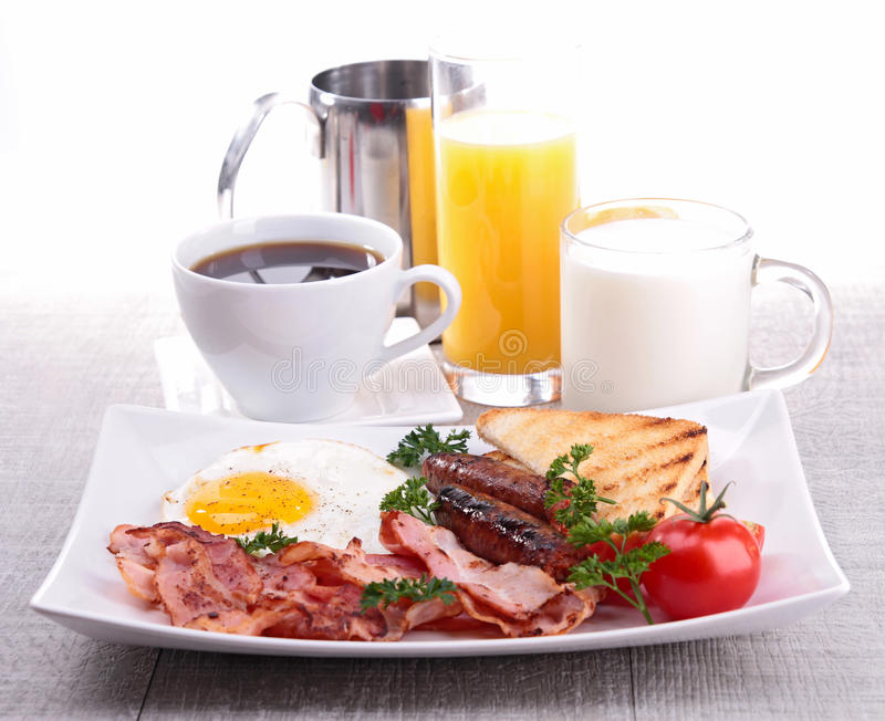 Download English breakfast stock image. Image of healthy, cuisine - 27334755