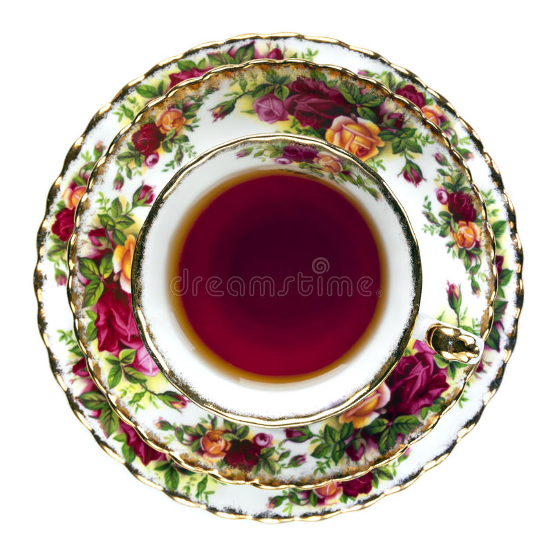 Download English China Tea Cup Royalty Free Stock Images - Image: 21515429