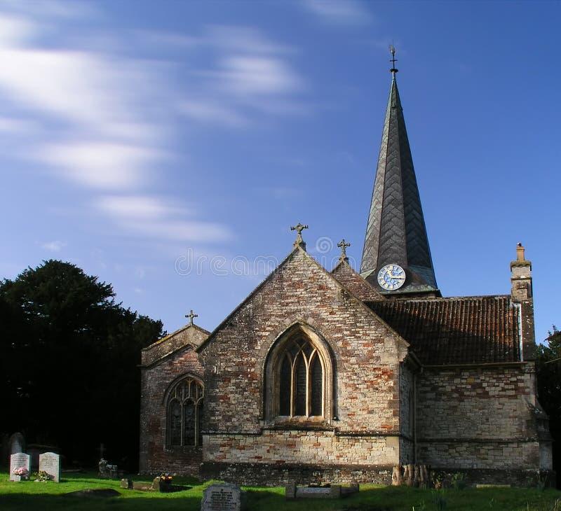 English Church stock photos