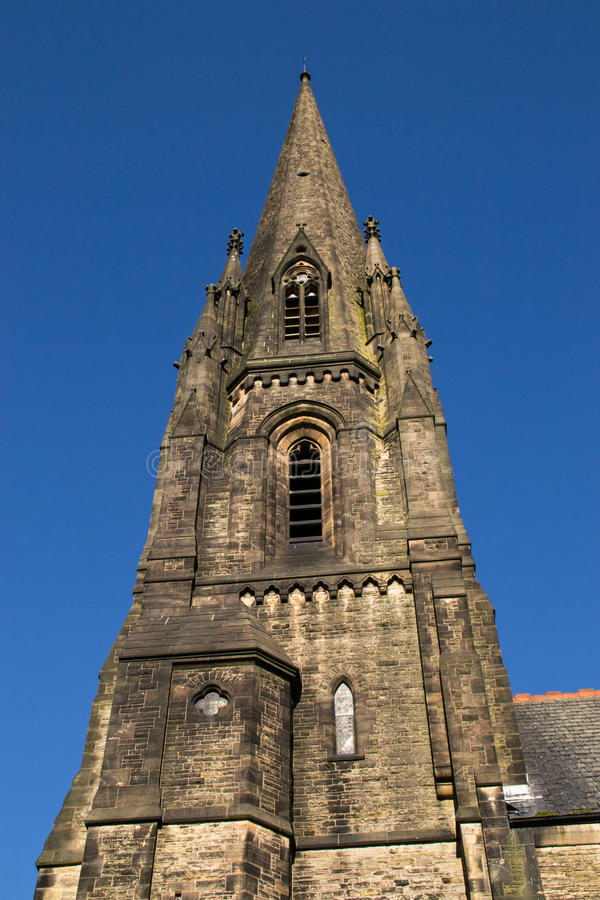 English church royalty free stock image