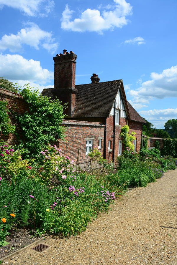 English Country Cottage Stock Photo Image Of Historic