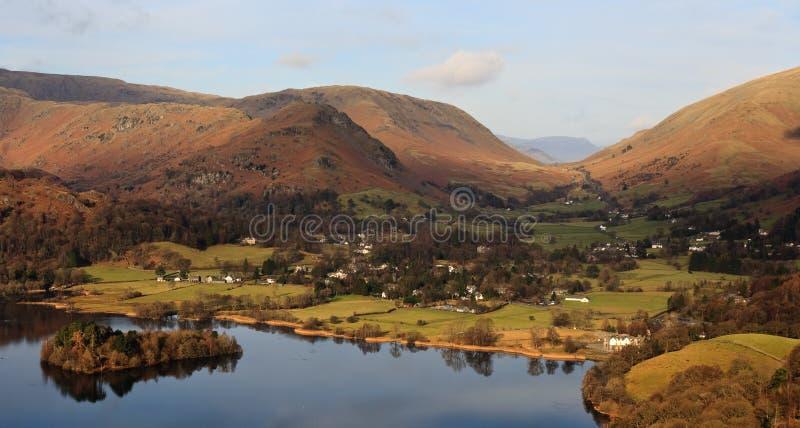 Download English Countryside Village, Lake District Stock Photos - Image: 21700833