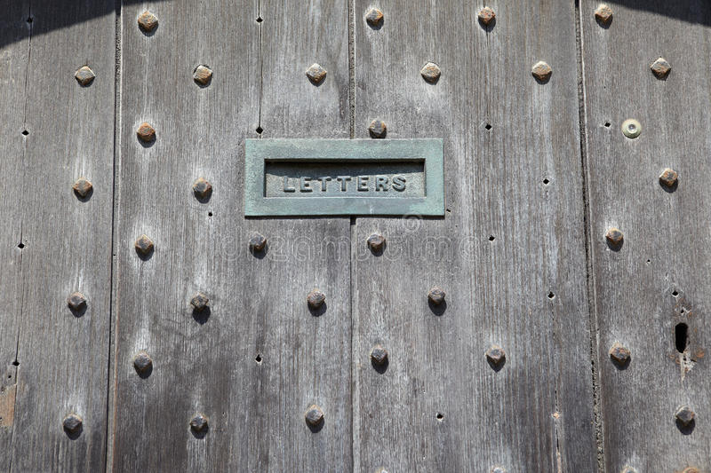 Download English Doors With Mail Slot Stock Images - Image: 27226354