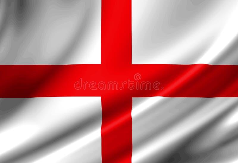 English flag royalty free illustration