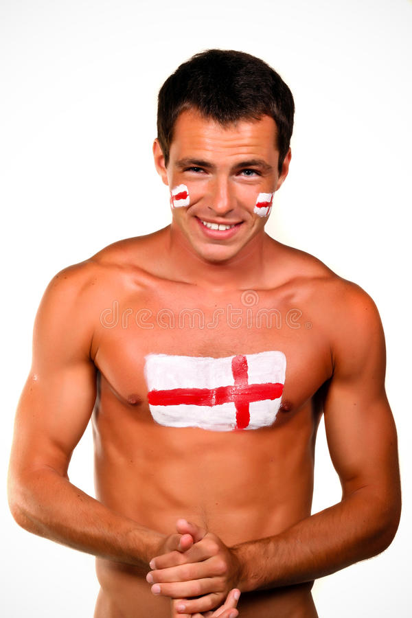 Download English Football Fan Royalty Free Stock Images - Image: 14545209