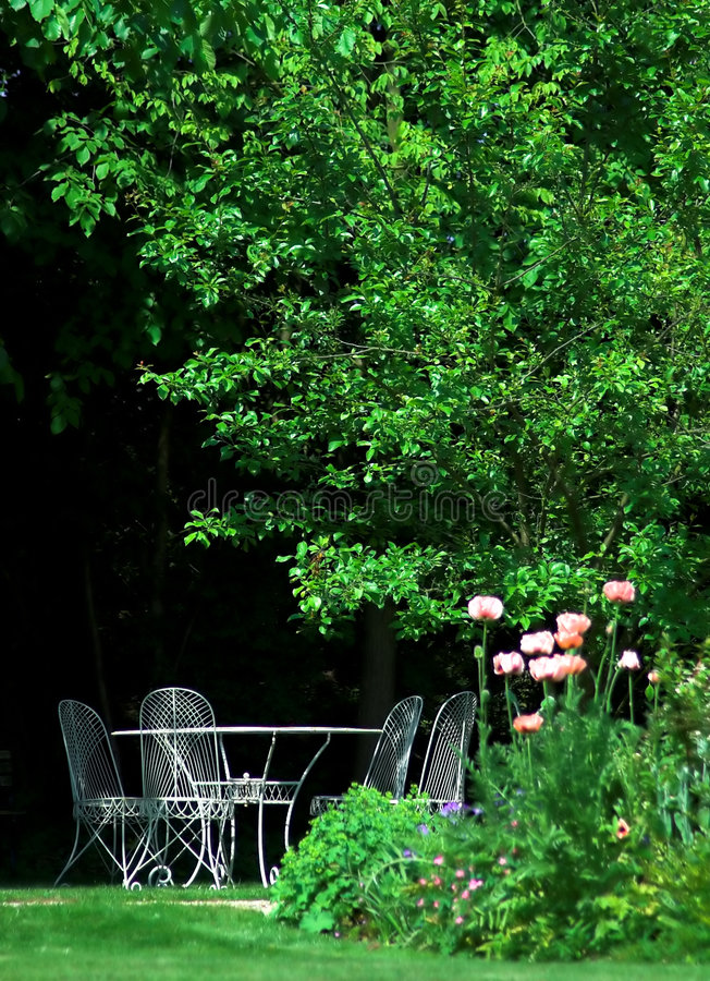 Download English Garden Stock Photo - Image: 854040