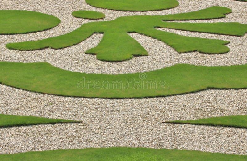 Het Loo Apeldoorn English garden display. English garden display, het Loo, Apeldoorn, The Netherlands royalty free stock images