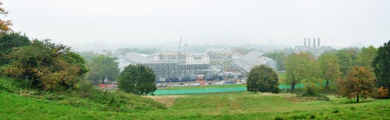 Download English landscape stock image. Image of england, mist - 27356841