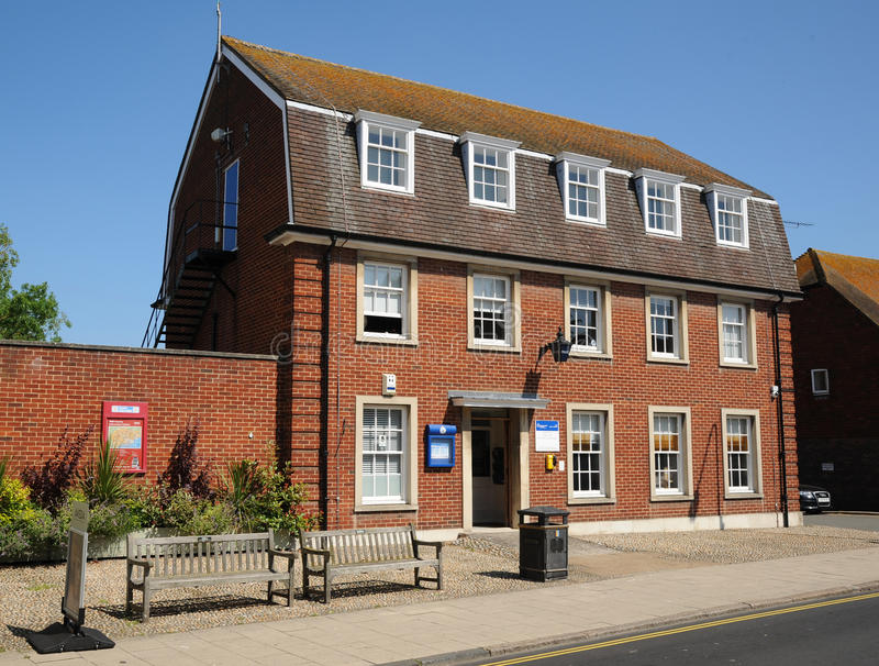 Download English police station editorial photo. Image of brick - 32407501