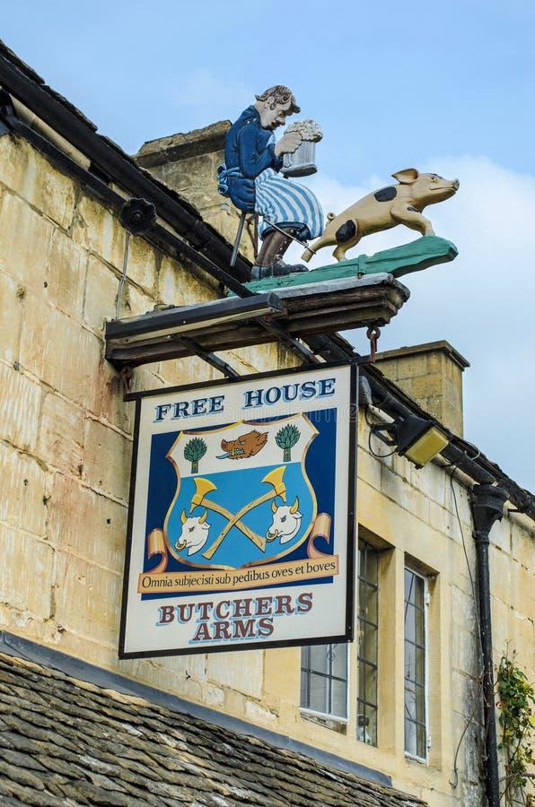 English pub royalty free stock images