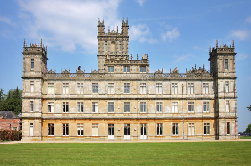 An English Stately Home stock photos