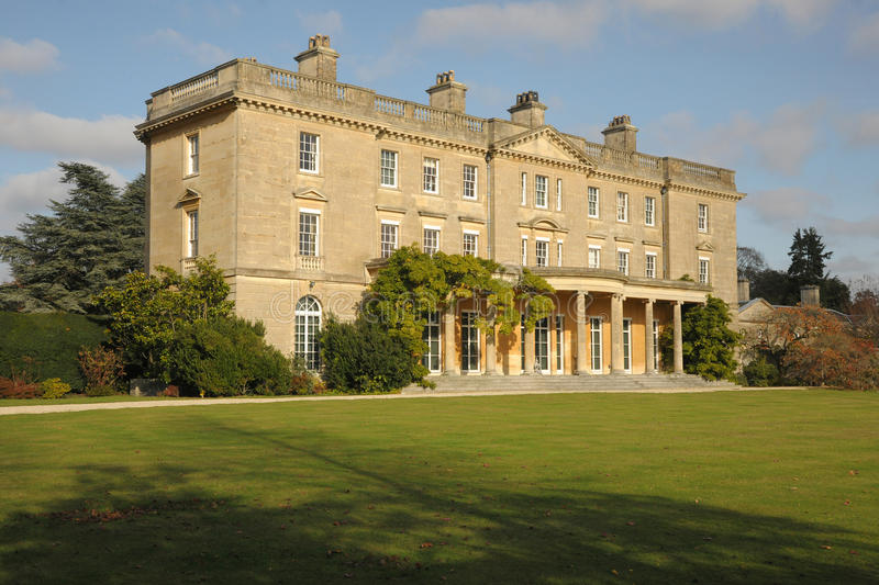 English stately home. stock images