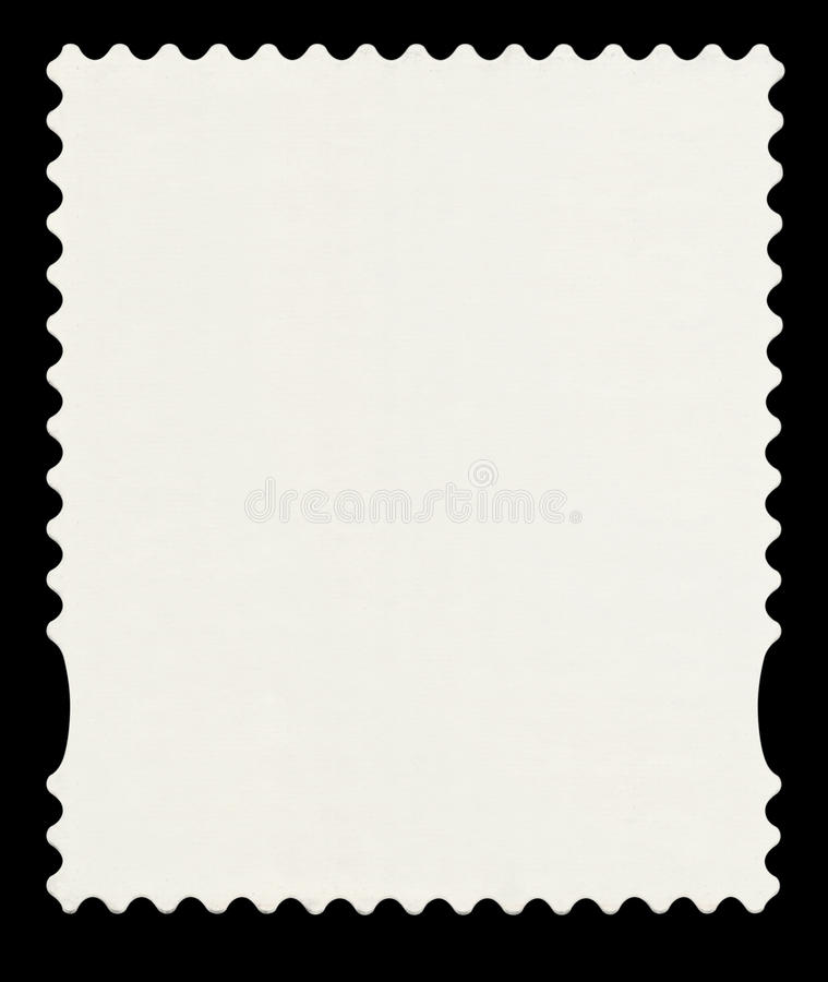 An English Used First Class postage stamp. vector illustration