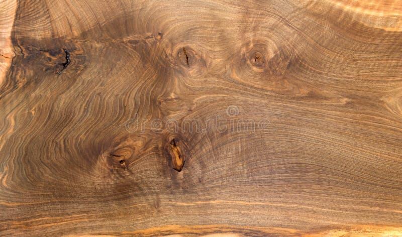 English Walnut Timber stock photo